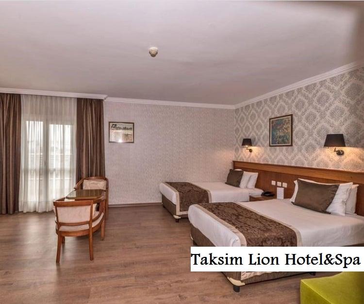 فنادق تقسيم اسطنبول 4 نجوم