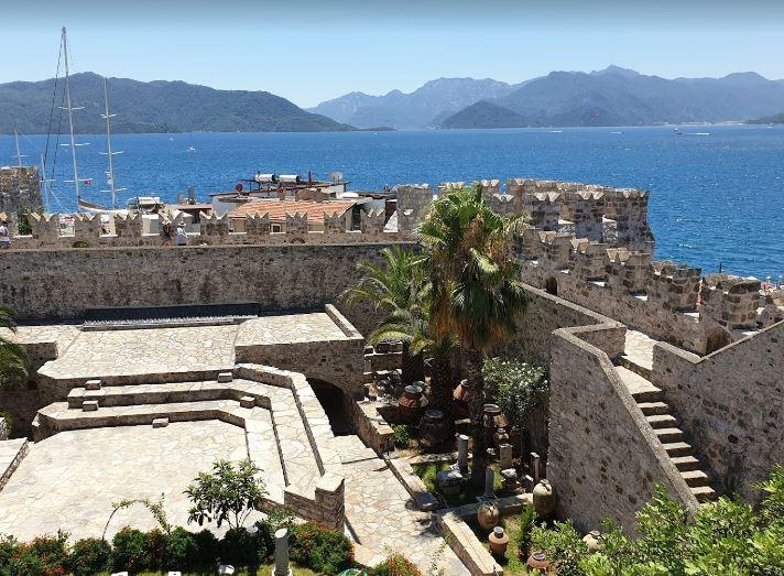 ابرز الاماكن السياحية في مرمريس