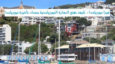 صورة فيزا نيوزيلندا : كيف تقنع السفارة النيوزيلندية بمنحك تأشيرة نيوزيلندا