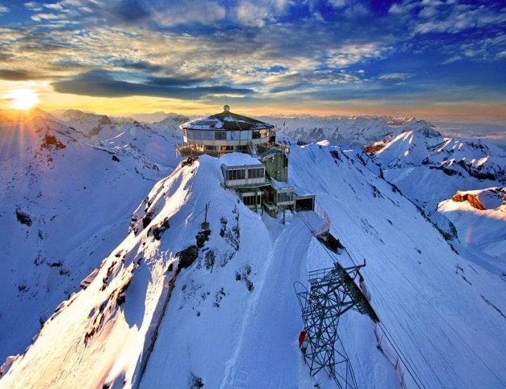 شيلتهورن سويسرا